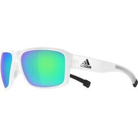 adidas Jaysor Cykelglasögon blå/transparent